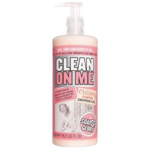 """Clean On Me"" kreminis kūno prausiklis"