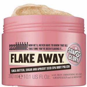 """""""Flake Away"""" kūno šveitiklis"""