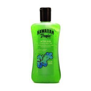 """Hawaiian Tropic"" gelis po deginimosi su alijošiumi"