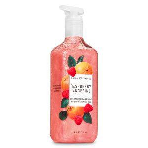 """""""Raspberry Tangerine"""" rankų muilas (gelis)"""