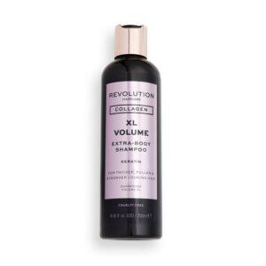 """Collagen XL Volume"" šampūnas apimčiai su kolagenu"