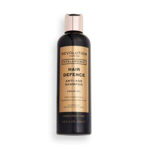 """""""Hyaluronic Hair Defence"""" plaukus apsaugantis šampūnas su hialuronu"""