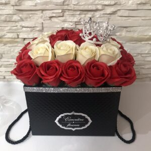 """Muilo gėlių puokštė """"The Crown"""""""