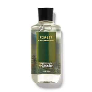 """Forest"" vyriška 3-in-1 dušo želė"