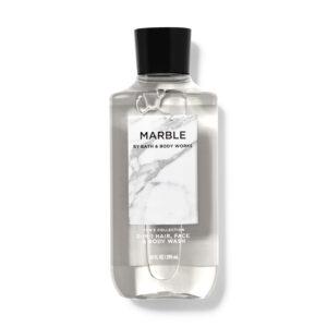 """""""Marble"""" vyriška 3-in-1 dušo želė"""