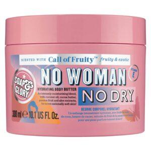 """""""No Woman No Dry"""" kūno sviestas"""