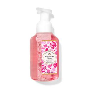 """""""Pink Petal Tea Cake"""" rankų muilas (putos)"""