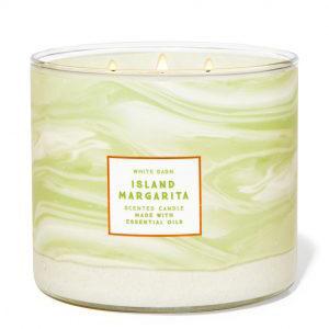 """""""Island Margarita"""" 3 knatų žvakė"""