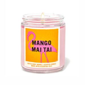 """""""Mango Mai Tai"""" 1 knato žvakė"""
