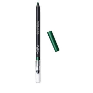 žalias akių pieštukas