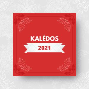 Kalėdos 2021